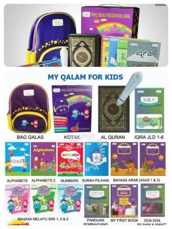 MY QALAM KIDS